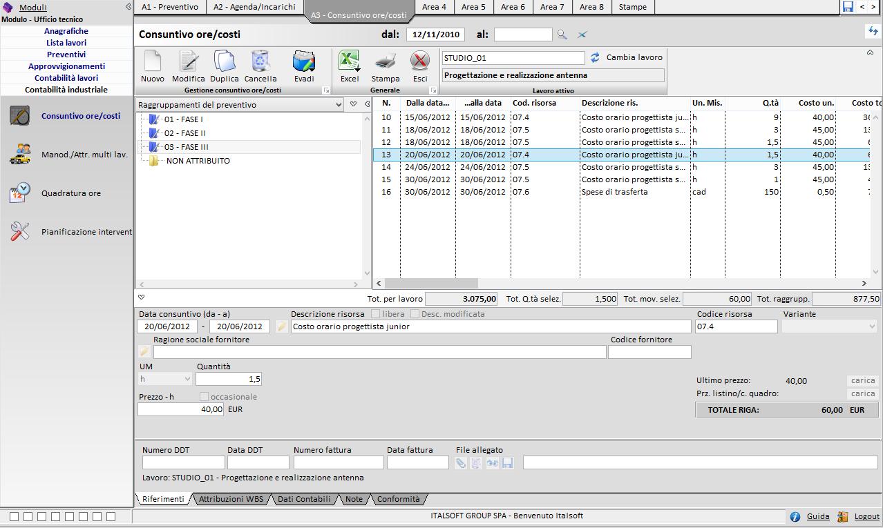 Topingegneria - software gestionale per professionisti
