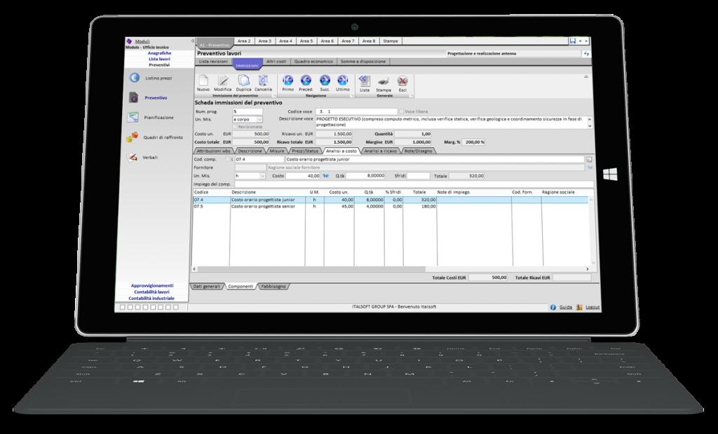 Soluzioni software per impiantisti idraulici-topingegneria