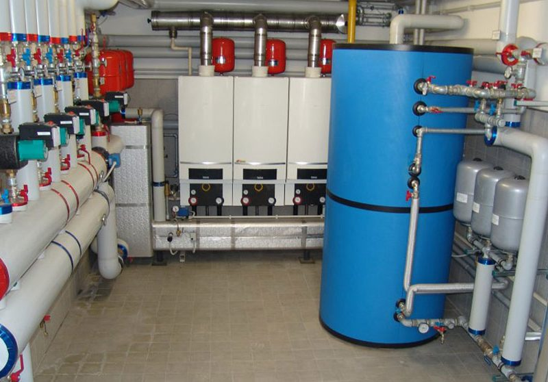 certificazione energetica - centrale termica