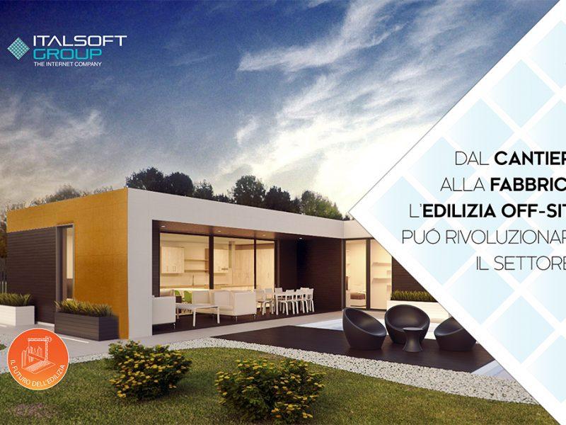 Italsoft group industrializzare la riqualificazione edilizia for Software di progettazione edilizia